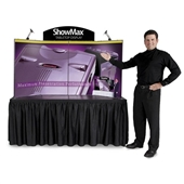 ShowMax Tabletop Display with Graphics