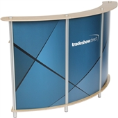 Twist Reception Desk 30-23