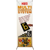 Value X-NP101 Banner Stand with Graphic