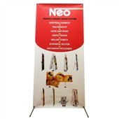 Value X-NP120 Banner Stand with Graphic