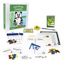 First Grade Complete Semester One Bundle