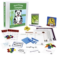First Grade Complete Semester Two Bundle