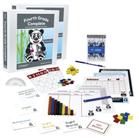 Homeschool Complete: Fourth Grade Complete Full Year Curriculum Bundle