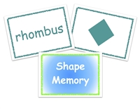 Shape Memory Game