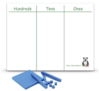 Place Value Board: Hundreds, Tens, and Ones