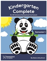 Kindergarten Complete Teacher's Manual Semester One: Download