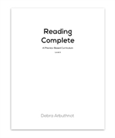 Reading Complete Level A Student Workbook Refill Pages