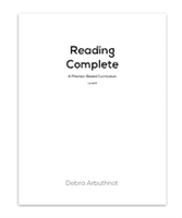 Reading Complete Level E Student Workbook Refill Pages