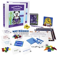 Second Grade Complete Full Year Bundle