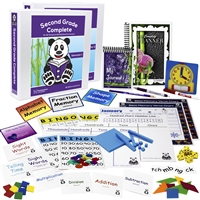 Second Grade Complete Deluxe Bundle