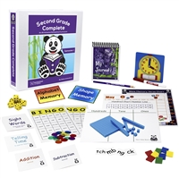 Second Grade Complete Semester One Bundle