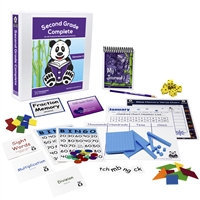 Second Grade Complete Semester Two Bundle