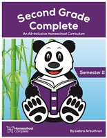 Second Grade Complete Teacher's Manual (Including Student Workbook) Semester Two: Download