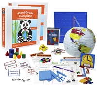 Third Grade Complete Full Year Bundle
