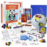 Third Grade Complete Deluxe Bundle