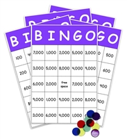Rounding Bingo Game- advanced