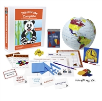 Third Grade Complete Semester One Bundle