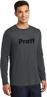 Pratt District Made® Men's Perfect Weight® Long Sleeve Tee