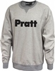 Pratt Inside Out Crewneck Terry Fleece
