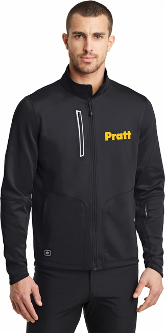 Pratt OGIO® ENDURANCE Fulcrum Full-Zip Jacket