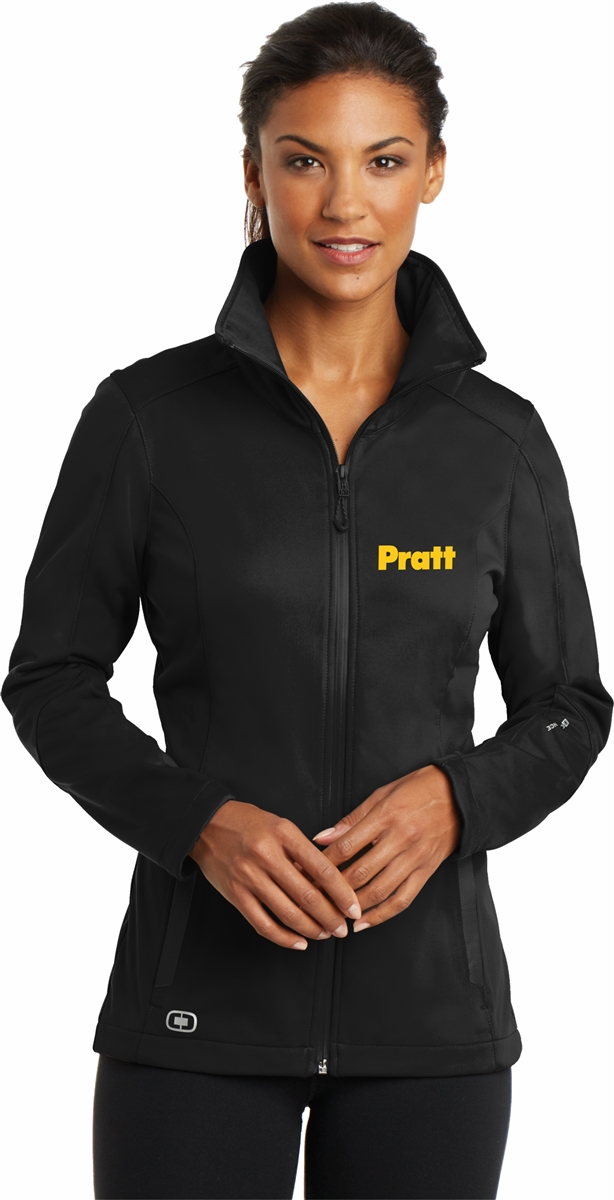 Pratt OGIO® ENDURANCE Ladies  Crux Soft Shell Jacket caa4cf9314