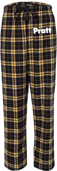 Pratt Boxercraft Flannel Pants with Pockets - Unisex