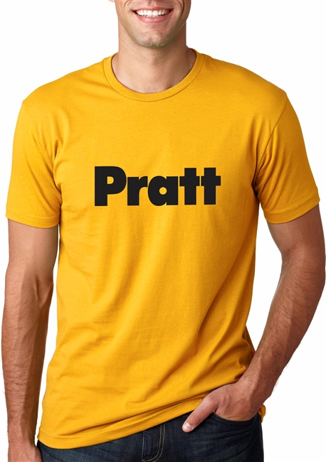 Pratt Men's Cotton Crew T-Shirt