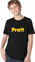 Pratt Youth Cotton Crew T-Shirt