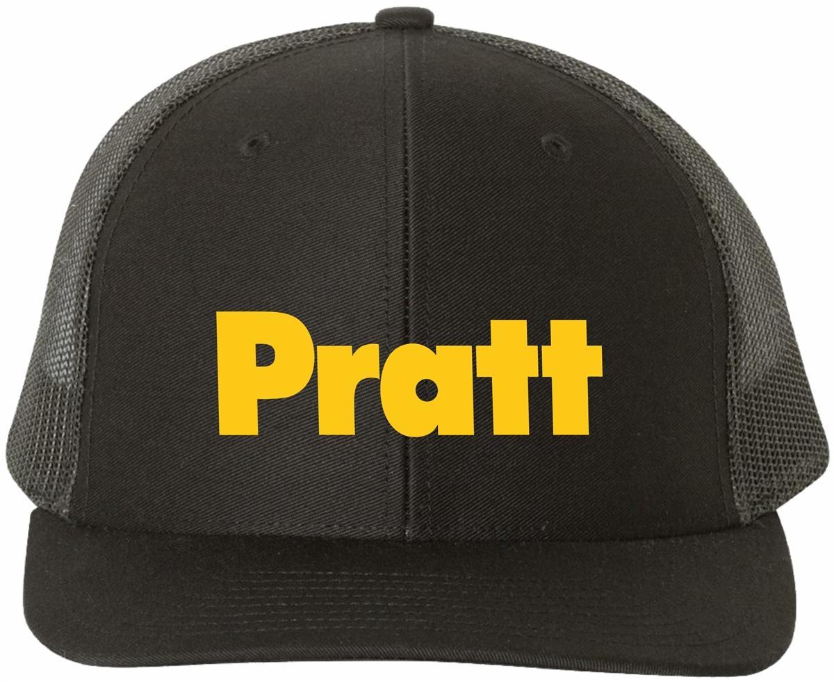 49b2e501c669ff Pratt Snapback Trucker Hat