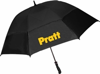 Pratt 62-Inch Big Top Vented Golf Umbrella