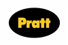 Pratt Oval Static Cling