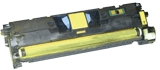 HP C9702A / Q3962A / 7430A005AA Remanufactured Toner Cartridge - Yellow