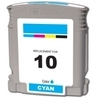HP C4841A (#10) Remanufactured Ink Cartridge - Cyan