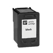 HP C8727AN (#27) Remanufactured Ink Cartridge - Black