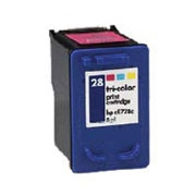 HP C8728AN (#28) Remanufactured Ink Cartridge - Tri-Color