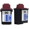 Lexmark 12A1990 (#90) Remanufactured Ink Cartridge