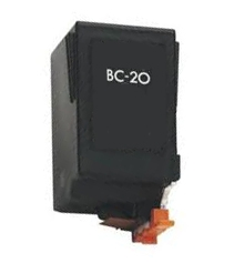 Canon BC 20 Remanufactured Ink Cartridge - Black