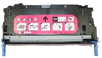 HP Q7563A Remanufactured Toner Cartridge - Magenta