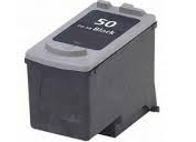 Canon 0616B002 (PG-50) Remanufactured Ink Cartridge - Black