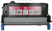 HP CB403A Remanufactured Toner Cartridge - Magenta