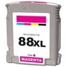 HP  C9392AN (#88XL) Remanufactured Ink Cartridge - Magenta