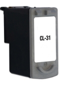 Canon 1900B002 (CL-31) Remanufactured Ink Cartridge - Tri-Color