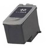 Canon 0615B002 (PG-40) Remanufactured Ink Cartridge - Black