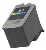 Canon 0617B002 (CL-41) Remanufactured Ink Cartridge - Tri-Color