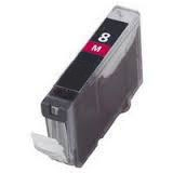 Canon 0622B002 (CLI-8M) Remanufactured Ink Cartridge - Ink Tank, Magenta