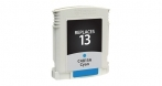 HP C4815A (#13) Remanufactured Ink Cartridge - Cyan