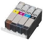 Canon CLI-221 Remanufactured Ink Cartridge