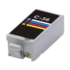 Canon 1511B002 (CLI-36)  Remanufactured Ink Cartridge - Color