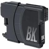 Brother LC61B Remanufactured Ink Cartridge - Black