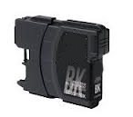 Brother LC65B Remanufactured High Yield Ink Cartridge - Black